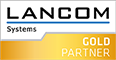 Lancom Systems Gold Partner – Cyclotron