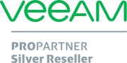 Veeam Pro Partner Silver Reseller – Cyclotron