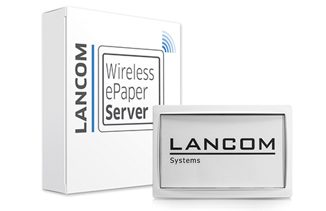 Lancom – Wireless ePaper Server