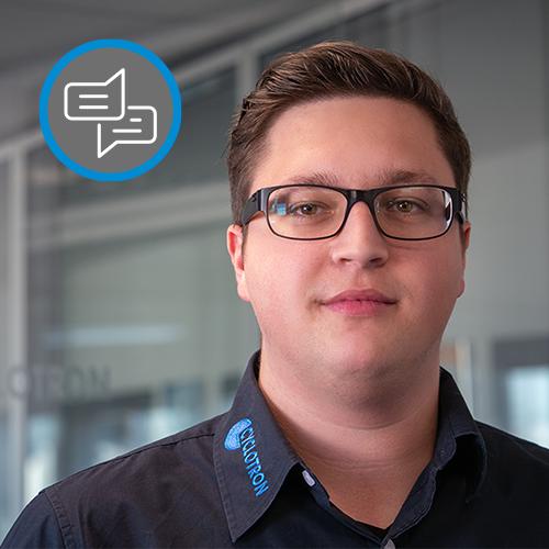 Dustin Schild, Cyclotron Techniker